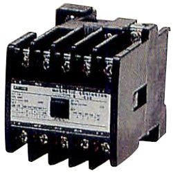 Type C Contactors & Thermal Overload Relay