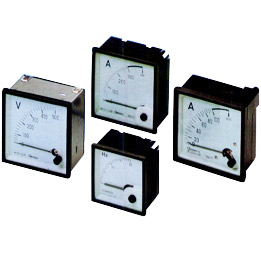 Panel Meter The Interchangeable Scale – CM, CA, CB Series