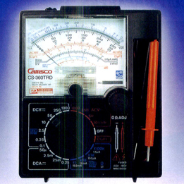 P153. Multimeter CS-360TRD